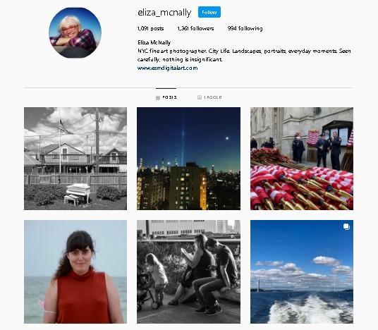 Eliza Instagram